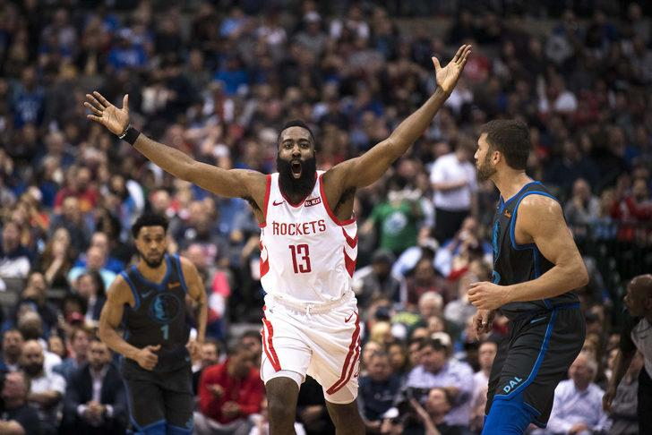 Houston Rockets, Dallas Mavericks'i 94-93 yendi