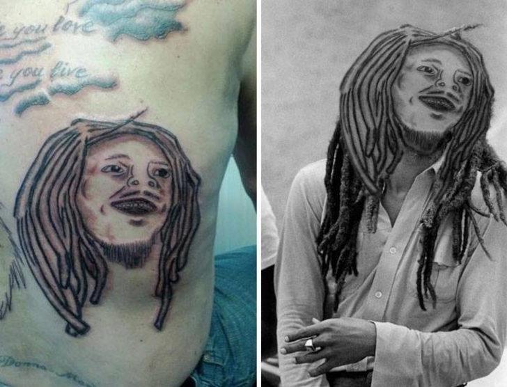 Bob Marley?