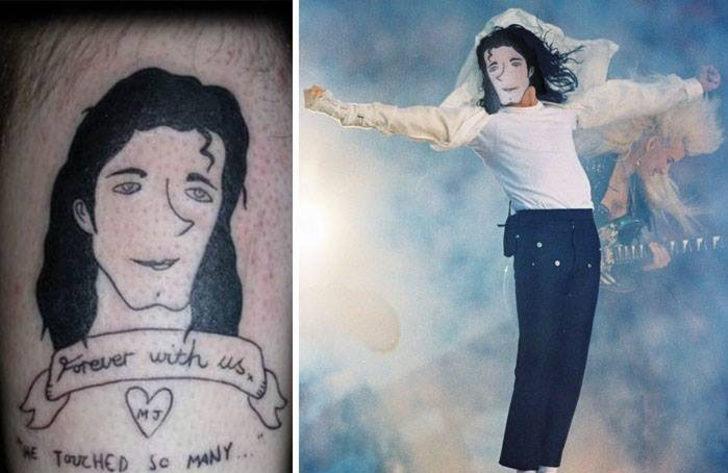 Michael Jackson mezarında Moonwalk yapıyor