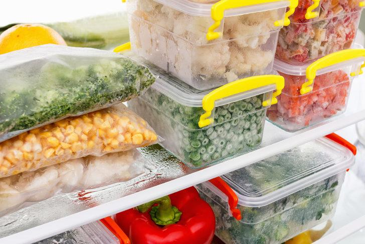 Gıdaları nasıl dondurmanız gerekiyor?