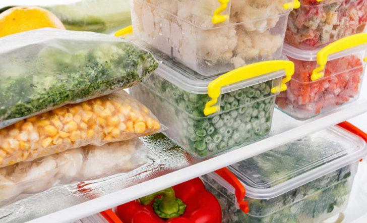 Dondurulmuş gıdayı mutfak tezgahında çözdürmeyin
