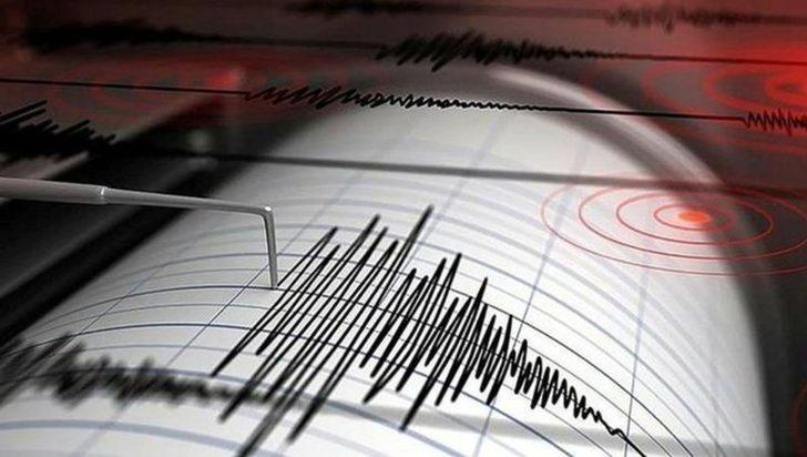 Ege Denizi'nde 4.1 büyüklüğünde deprem (AFAD-Kandilli Rasathanesi Son Depremler)