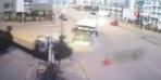 Ankara'da feci kaza! Yaralılar var