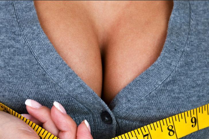 Sonunda ideal göğüs oranı belli oldu! İşte bilim insanlarına göre kusursuz meme şekli