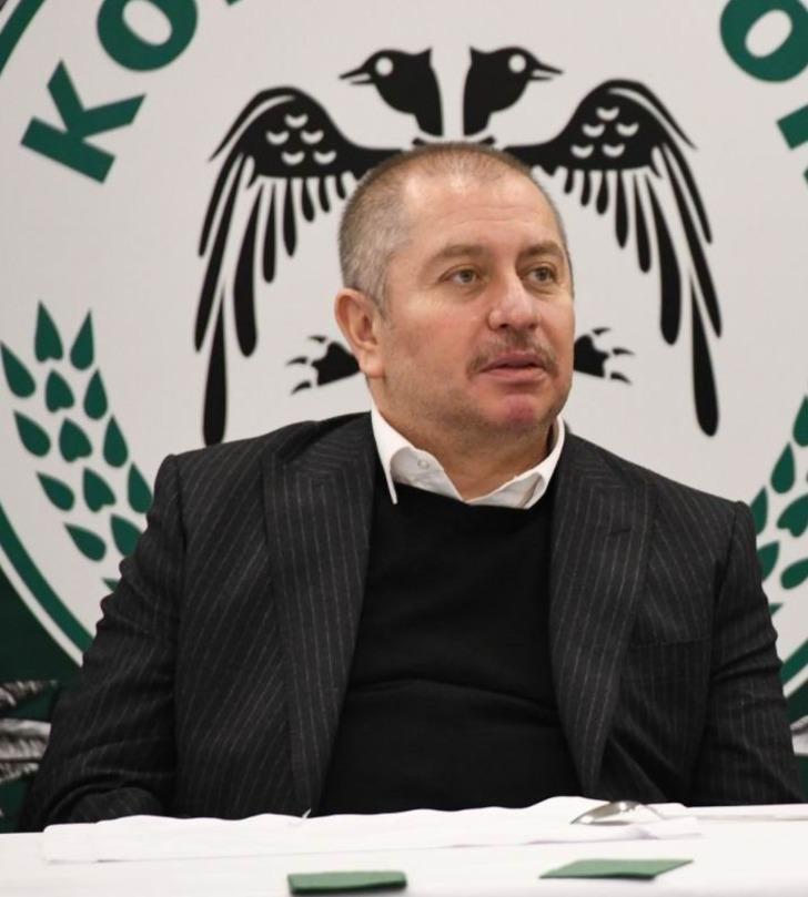 Konyaspor Başkanı Hilmi Kulluk: Sonuçlar ve sıralama belliyse niye maçlara çıkıyoruz