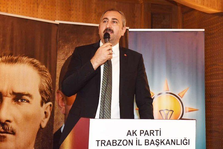 """Adalet Bakanı Gül: """"Staj sürelerini uzatarak hakim ve savcı yardımcılığını getireceğiz"""""""