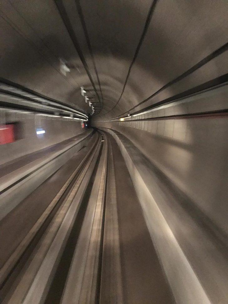 Marmaray demiryolu hattı, Siemens Mobility teknolojisi ile hizmete girdi