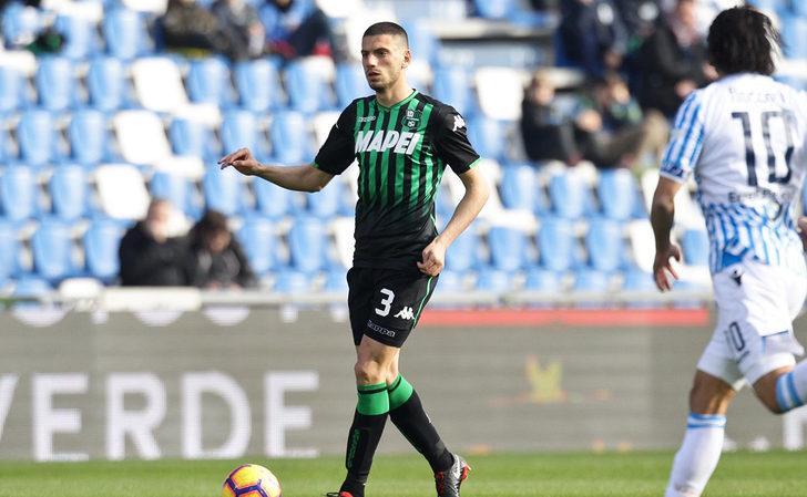 Juventus'un sezon sonunda Merih Demiral için teklif yapacağı iddia edildi
