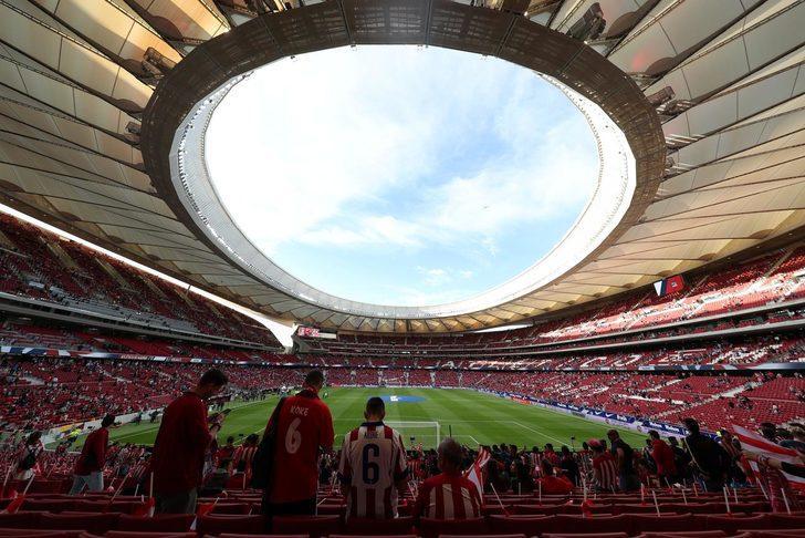 İşte Wanda Metropolitano yolundaki 8 takım...