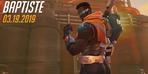 Overwatch'un yeni karakteri Baptiste, birkaç gün içinde oyuna ekleniyor