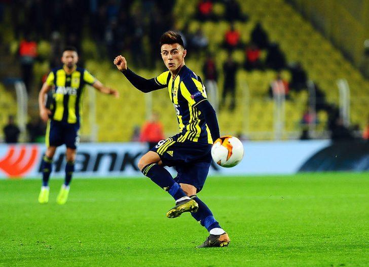 Leicester City Fenerbahçeli Eljif'in Elmas'ı kadrosuna katmak istiyor