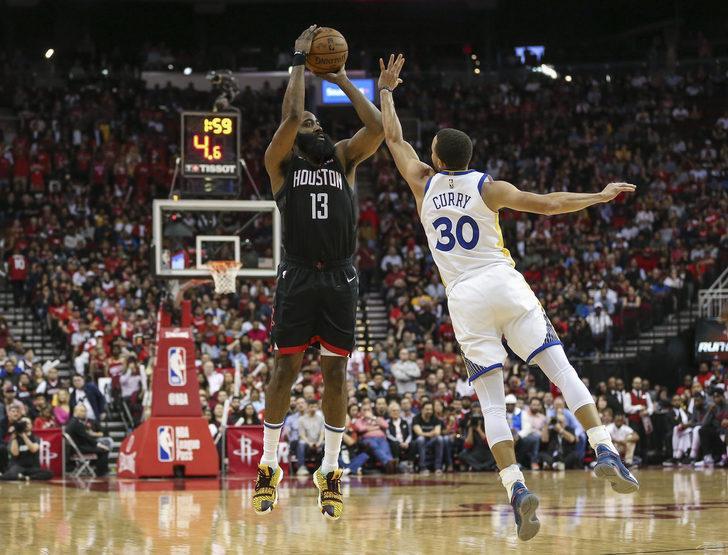 Golden State Warriors Batı Konferansı'nda finale yükseldi