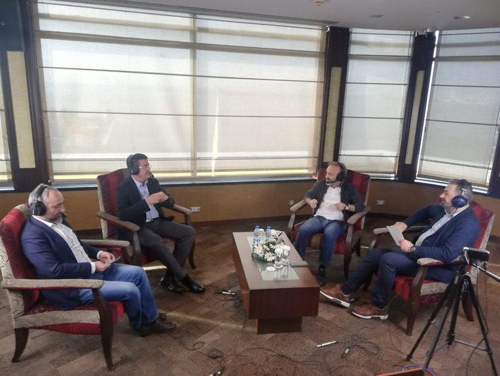 AK Parti İzmir adayı Nihat Zeybekci'den alkol sorusuna yanıt