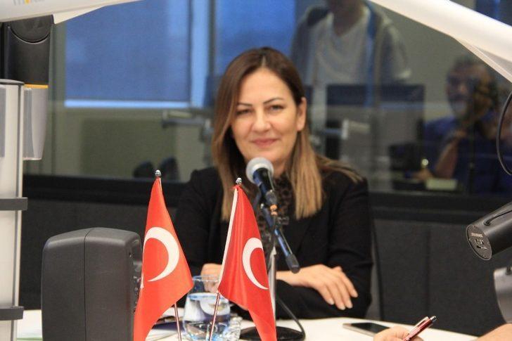"""Amber Türkmen: """"Yapacağım şey belediye personeline vereceğim bir talimat olacak"""""""