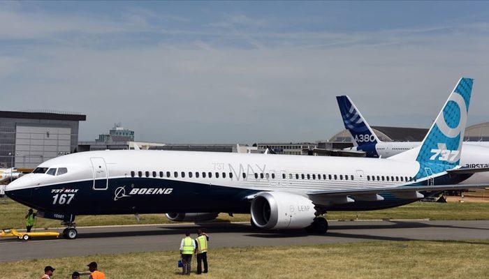 Çin'in misilleme vergi açıklamasıyla Boeing hisseleri düştü