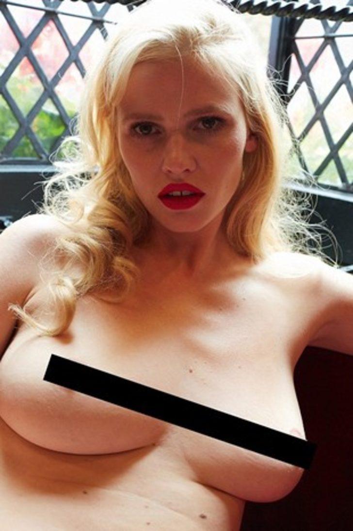 Lara Stone Nude Nude Celebrity Photos