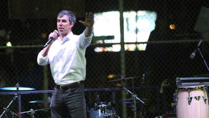 Beto O'Rourke da Başkanlık Yarışında
