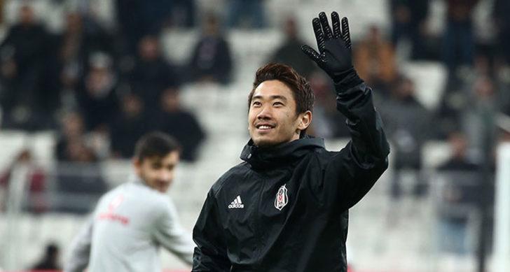 Beşiktaşlı Shinji Kagawa'ya milli davet