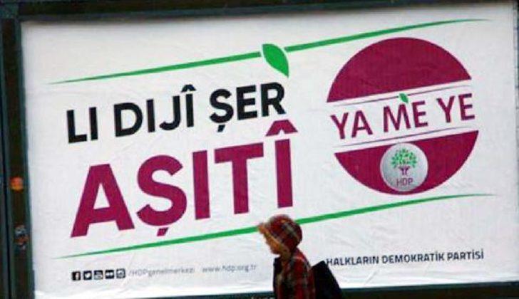 Mahkeme kararı çıktı, HDP'de büyük şok! Hepsi toplatıldı