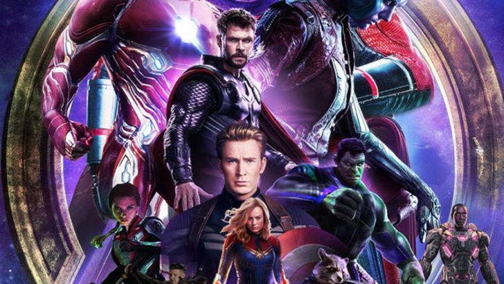 Marvel'ın merakla beklenen filmi Avengers: Endgame'in 2. fragmanı da yayınlandı