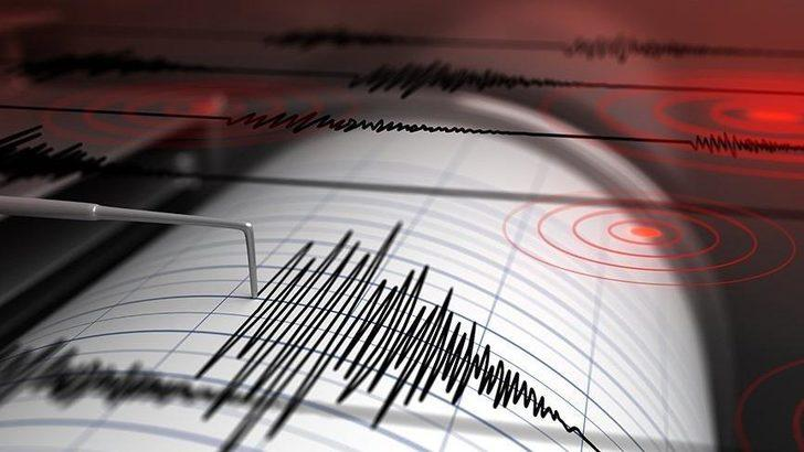 Van'da 4.1 büyüklüğünde deprem (AFAD-Kandilli Rasathanesi Son Depremler)