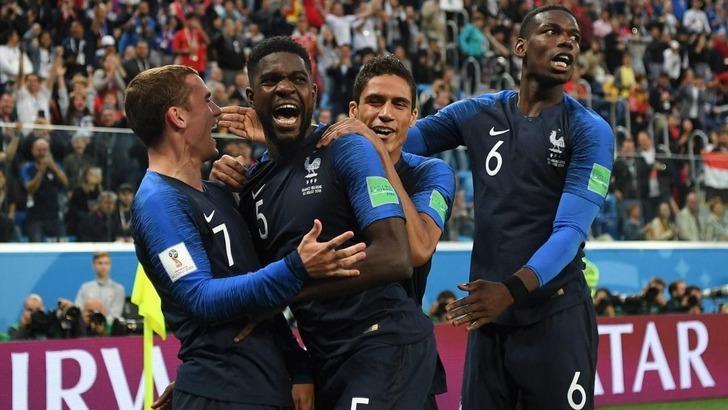 Fransa Milli Takımı'nın aday kadrosu açıklandı