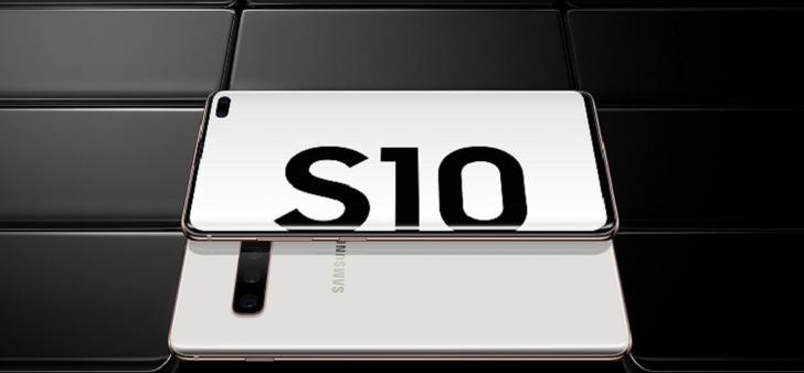 Yeni Samsung Galaxy S10 ailesi Türkiye'ye merhaba dedi