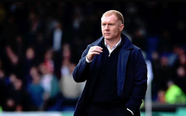 Paul Scholes, Oldham Athletic'ten istifa etti