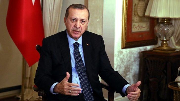 Erdoğan: Bir defa herkes düdükleriyle gelmiş, orada öttürülmeye başlanıyor