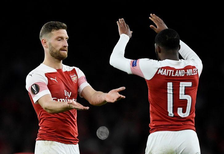 Arsenal: 3 - Rennes: 0 İlk maç (1-3)