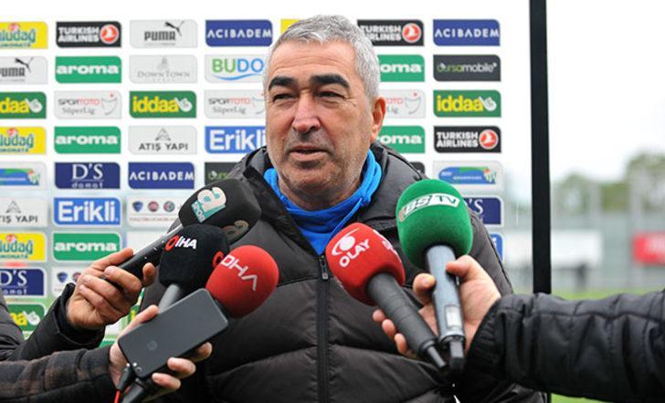 Samet Aybaba: Galatasaray'ın zaaflarından yararlanıp kazanmak istiyoruz