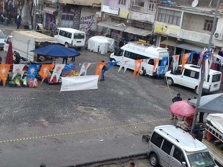 Diyarbakır'da iki aile biribirine girdi! 3 ölü, 4 yaralı
