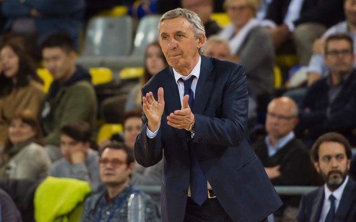 Fenerbahçe Beko - Barcelona maçında Svetislav Pesic, ilk dakikada diskalifiye edildi