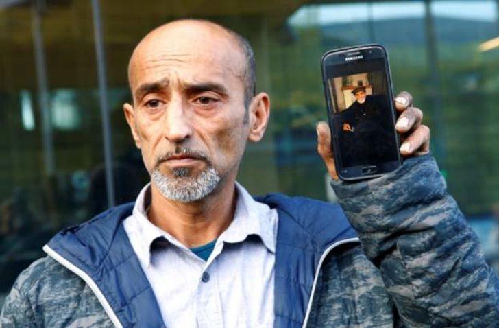Kurbanlardan ilkinin kimliği belirlendi: 71 yaşındaki Afganistan vatandaşı Davut Nabi