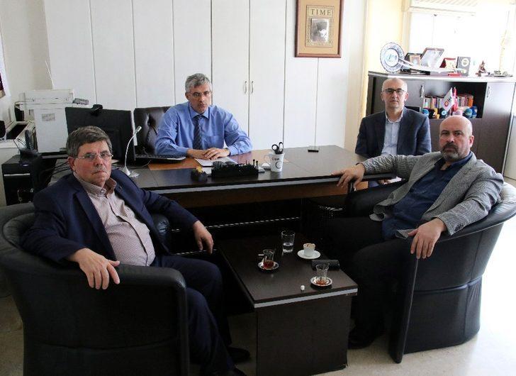 Bulgaristanlı Türklerden İHA'ya ziyaret