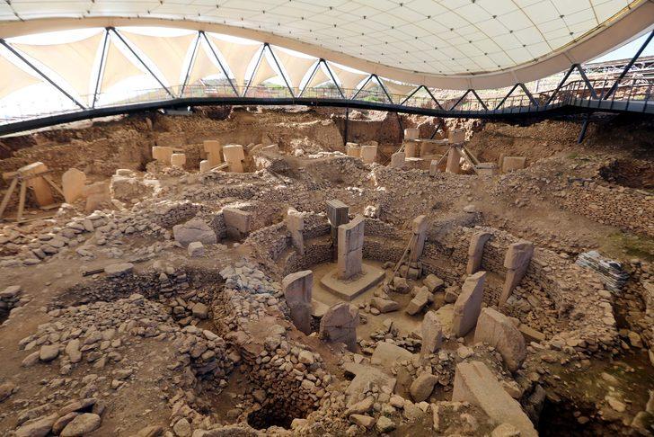 En eski tapınak olan Göbeklitepe'ye 2 milyon turist!