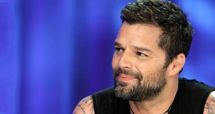 Ricky Martin'den dünyaya Yeni Zelanda tepkisi! Tokat gibi gözler