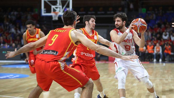 A Milli Erkek Basketbol Takımı'nın 2019 FIBA Dünya Kupası'ndaki rakipleri belli oldu