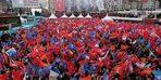 AK Parti'nin Zeytinburnu mitingi