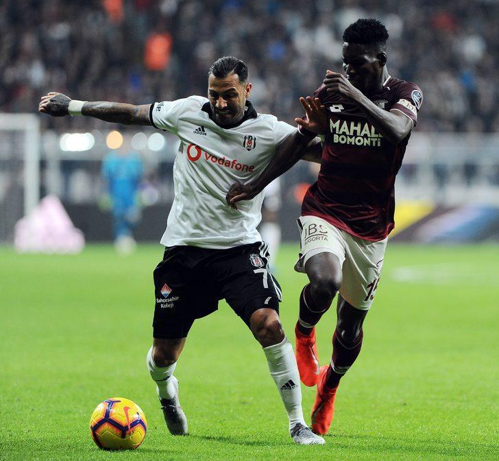 """""""Beşiktaş'ın Guti dışında sol ayaklı oyuncusu yok."""""""