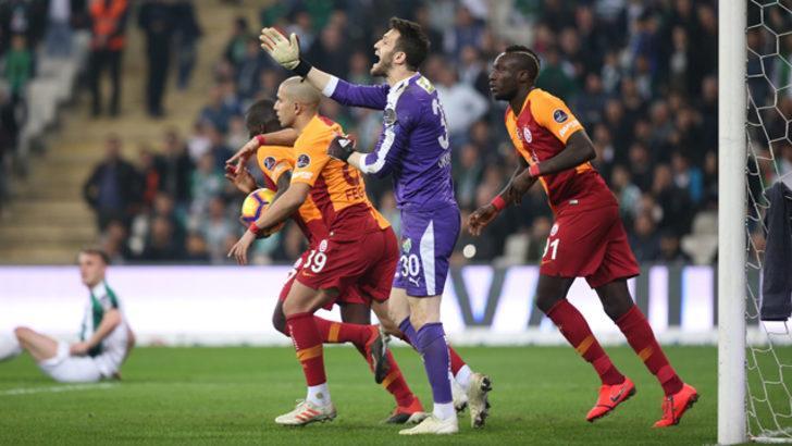 Bursaspor 2 - 3 Galatasaray