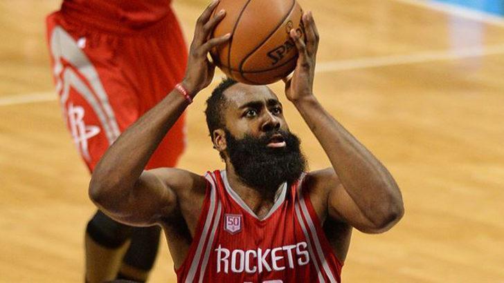 Houston Rockets, Harden ile kazanmaya devam ediyor