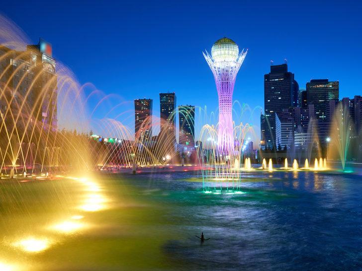 Astana'nın ismi Nursultan olarak değiştiriliyor