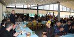 Bektaşi gençlerden Poyraz'a destek