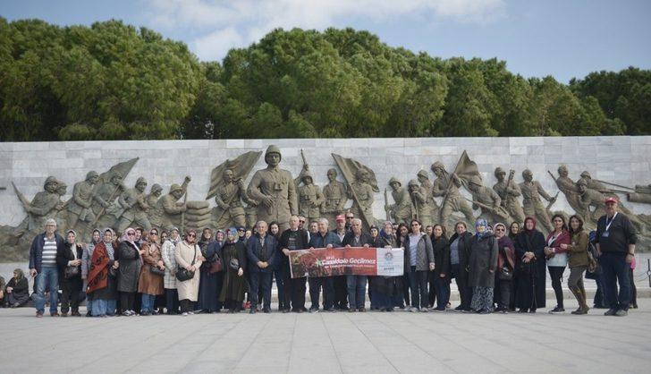 Maltepeliler Çanakkale'de
