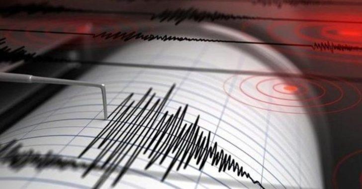 Denizli Acıpayam'da 3.8 şiddetinde deprem (AFAD-Kandilli Rasathanesi Son Depremler)