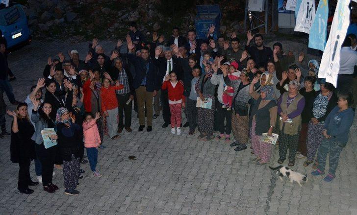 Karaova bölgesi Mehmet Tosun diyor