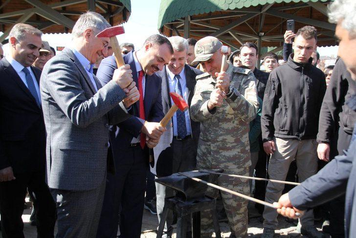 Elazığ'da nevruz kutlaması