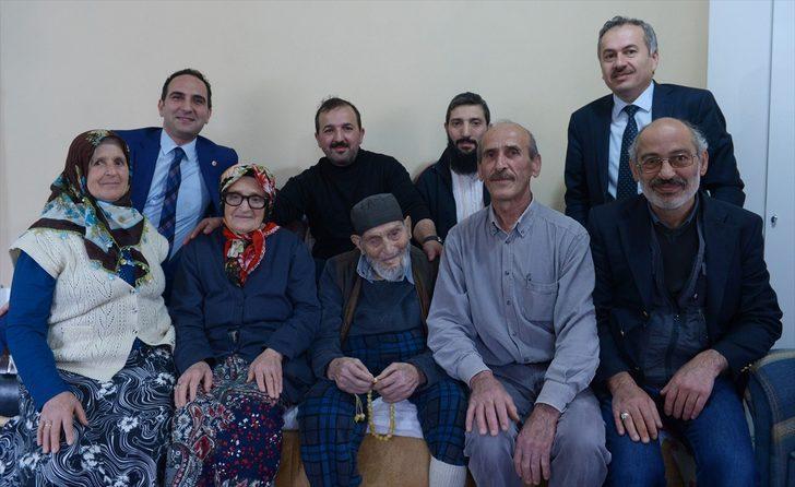 Картинки по запросу 110 yaşlı Ramazan Yeşilcan