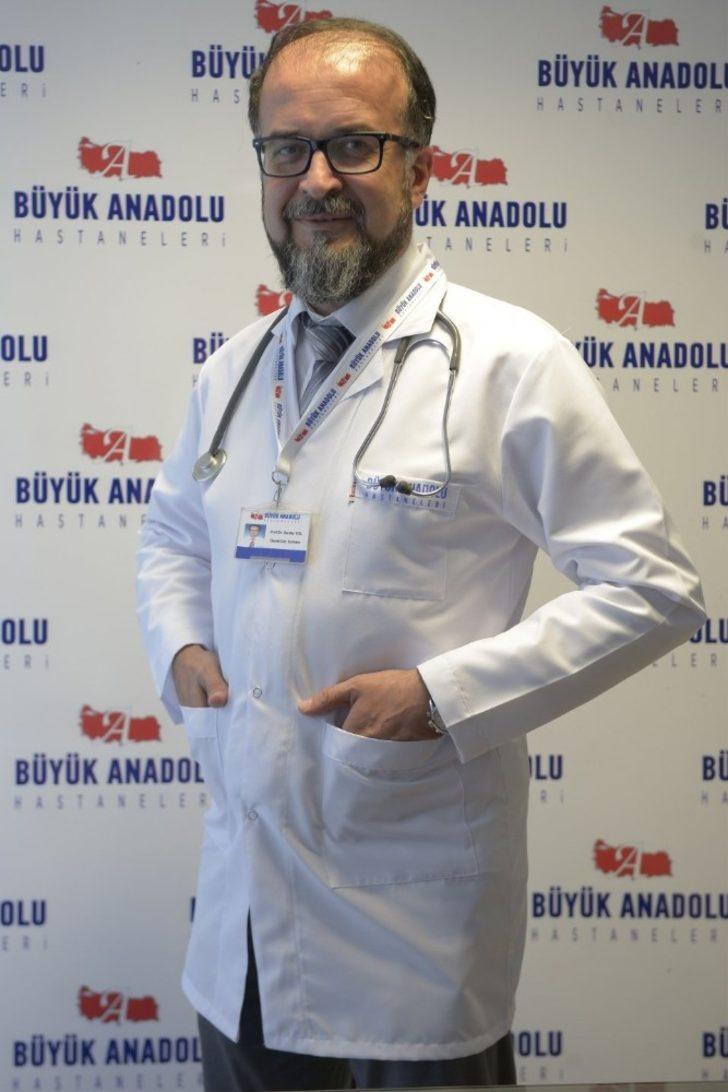 """Prof. Dr. Yol: """"Kanserde erken teşhis çok önemli"""""""